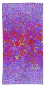 1134 Abstract Thought Bath Towel