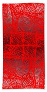 1162 Abstract Thought Bath Towel