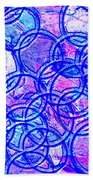 1166 Abstract Thought Bath Towel