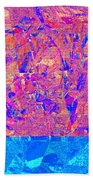 1182 Abstract Thought Bath Towel