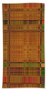 1190 Abstract Thought Bath Towel