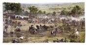 Civil War Gettysburg Bath Towel