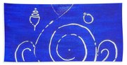 16 Ganesh Bath Towel