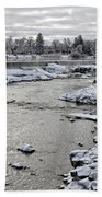 Idaho Falls Bath Towel