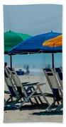 Myrtle Beach South Carolina Bath Towel