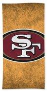 San Francisco 49ers Bath Towel