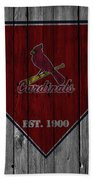 St Louis Cardinals Hand Towel