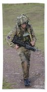 Welsh Guards Training Hand Towel
