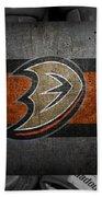 Anaheim Ducks Bath Towel