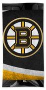 Boston Bruins Bath Towel
