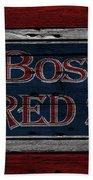 Boston Red Sox Bath Towel