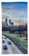 Charlotte Downtown Bath Towel