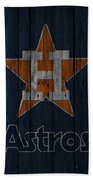 Houston Astros Bath Towel