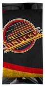 Vancouver Canucks Bath Towel