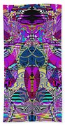 1310 Abstract Thought Bath Towel