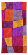 1343 Abstract Thought Bath Towel