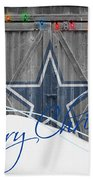 Dallas Cowboys Bath Towel