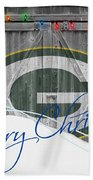 Green Bay Packers Bath Towel