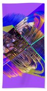 1422 Abstract Thought Bath Towel