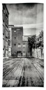 Abandoned Sanatorium Bath Towel