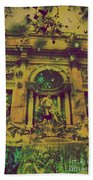 Trevi Fountain Bath Towel