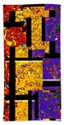 1517 Abstract Thought Bath Towel