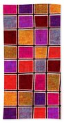 1535 Abstract Thought Bath Towel