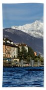 Alpine Village Bath Towel