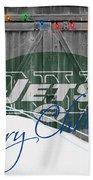 New York Jets Bath Towel