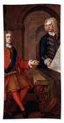 John Churchill (1650-1722) Hand Towel