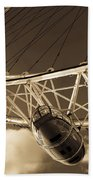 The London Eye Bath Towel