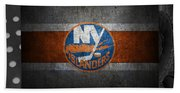 New York Islanders Bath Towel