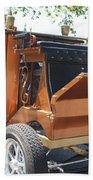 1852 Cunningham Hearse With 383 Chevy Stroker Engine Bath Towel