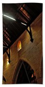 1865 - St. Jude's Church  - Interior 2 Bath Towel