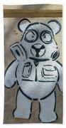 Graffiti Bath Towel