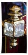 1907 Panhard Et Levassor Lamp Bath Towel
