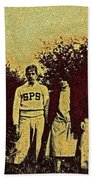 1920s Golf Bath Towel