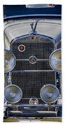 1930 Lasalle 340 Bath Towel