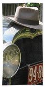 1930 Model-a Town Car 2 Bath Towel