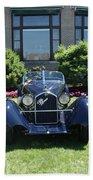 1930's Alfa Romeo Bath Towel