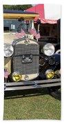 1931 Ford Model-a Car Bath Towel
