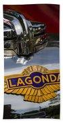 1937 Lagonda Bath Towel