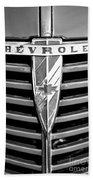 1938 Chevrolet  Bath Towel