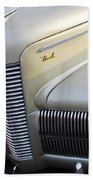 1940 Nash Grille Bath Towel