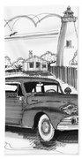 1948 Lincoln Continental Bath Towel