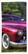 1950 Custom Mercury Bath Towel