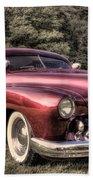 1950 Custom Mercury Subdued Color Bath Towel