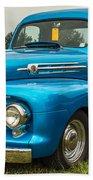 1951 Ford Bath Towel