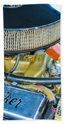 1953 Studebaker Champion Starliner Engine Bath Towel