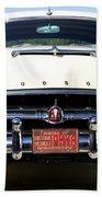 1954 Hudson Hornet Bath Towel